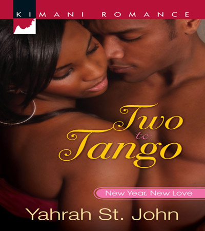 Two To Tango - Book Cover